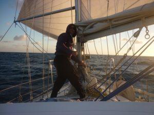 traversée de l'atlantique